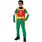 more details on Child's Robin Fancy Dress Costume - Small.