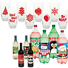 more details on Assorted Christmas Drinks Labels.