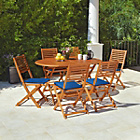 more details on Newbury 6 Seater Patio Set.