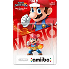 more details on amiibo Smash Figure - Mario.