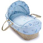 more details on Clair de Lune Ahoy Palm Moses Basket.