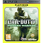 more details on Call of Duty 4: Modern Warfare Platinum PS3 Game.