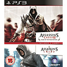 more details on Assassin's Creed 1 and 2 Double Pack PS3 Game.