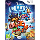 more details on Disney Universe Nintendo Wii Game.