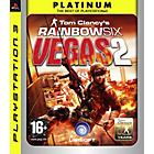 more details on Essentials Rainbow Six Vegas 2 PS3 Game.