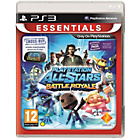 more details on PlayStation All-Stars Battle Royale Essentials PS3 Game.