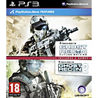 more details on Ghost Recon Anthology PS3 Game.