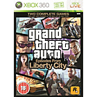 more details on Grand Theft Auto: Episodes From Liberty City Xbox 360 Game.