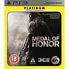 more details on Medal of Honor Platinum PS3 Game.