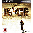 more details on Rage PS3 Game.