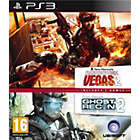 more details on Rainbow 6 Vegas, Ghost Recon Advanced Warfighter PS3 Game.