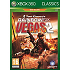 more details on Rainbow 6 Vegas 2 Classics Best Sellers Xbox 360.