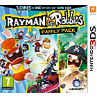 more details on Rayman and Rabbids Family Pack - Nintendo 3DS Game.