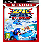 more details on Sonic and All Star Racing Transformed Essentials PS3 Game.