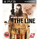 more details on Spec Ops The Line PS3 Game.