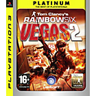more details on Tom Clancy Rainbow 6: Vegas 2 Platinum Edition PS3 Game.