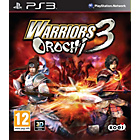 more details on Warrior's Orochi 3 PS3 Game.