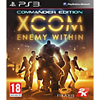 more details on XCOM Enemy Within PS3 Game.