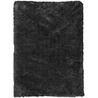 more details on Heart of House Bliss Deep Pile Shaggy Rug - Charcoal.