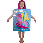 more details on Peppa Pig Ocean Hooded Poncho.