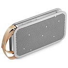 more details on Bang and Olufsen Beoplay A2 Portable Speaker - Aluminium.