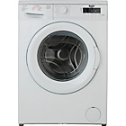 more details on Bush F841QW 8KG 1400 Spin Washing Machine-White/Ins/Del/Rec.
