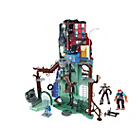 more details on Teenage Mutant Ninja Turtles Sewer Lair Playset/ 2 Figures.