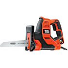 more details on Black and Decker Autoselect 500w Scorpion Reciprocating Saw.