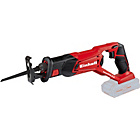 more details on Power X Change 18V Cordless Reciprocating Saw.
