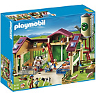 more details on Playmobil-Barn with Silo.
