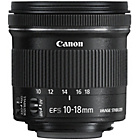 more details on Canon EF-S 10-18mm f/4.5-5.6 IS STM Wide Angle Lens.