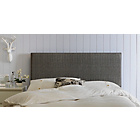 more details on Airsprung Penrose Small Double Headboard - Grey.