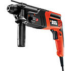 more details on Black and Decker 600w SDS Pnuematic Hammer Drill and Kitbox.