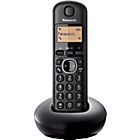 more details on Panasonic KX-TGB210EB Cordless Telephone - Single.