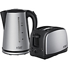 more details on Russell Hobbs Essential Twin Pack - Stainless Steel.