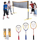 more details on Talbot Torro Start Sport Bisi Badminton Set.