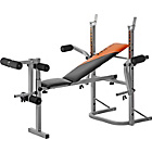 more details on V-fit Herculean STB 09-02 Folding Weight Bench.