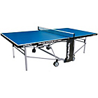 more details on Butterfly Deluxe Outdoor Tollaway Table Tennis Table - Blue.