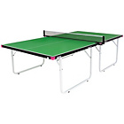 more details on Butterfly Compact Indoor Table Tennis Table - Green.