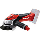 more details on Einhell Power X Change Cordless Angle Grinder - 18V.