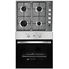 more details on Bush AE6BFS Electric Oven and A60GN Gas Hob - Exp.Del.