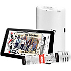 more details on Ingo Tablet One Direction Microphone and Karaoke App.