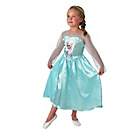 more details on Disney Frozen Elsa Dress Up Costume - 7-8 Years.