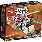 more details on LEGO® Star Wars™ Microfighters Republic Gunship™ - 75076.