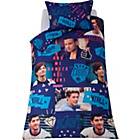 more details on One Direction Tattoo Rotary Children's Bedding Set - Single.