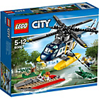 more details on LEGO CITY Helicopter Pursuit - 60067.