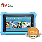 more details on Amazon Fire 7 Kids Tablet - Blue.