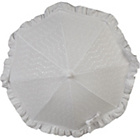 more details on Clair de Lune Parasol - Broderie Anglaise White.
