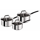 more details on Jamie Oliver Stainless Steel 3 Piece Pan Set.