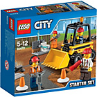 more details on LEGO® CITY Demolition Starter - 60072.